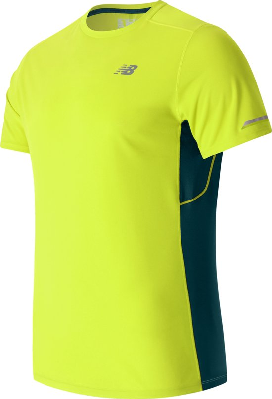 new balance heren shirt