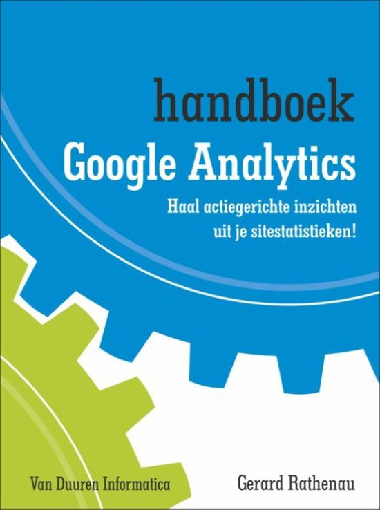 Handboek google analytics