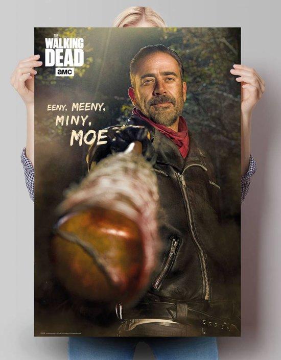 REINDERS The Walking Dead - Negan - Poster - 61x91,5cm