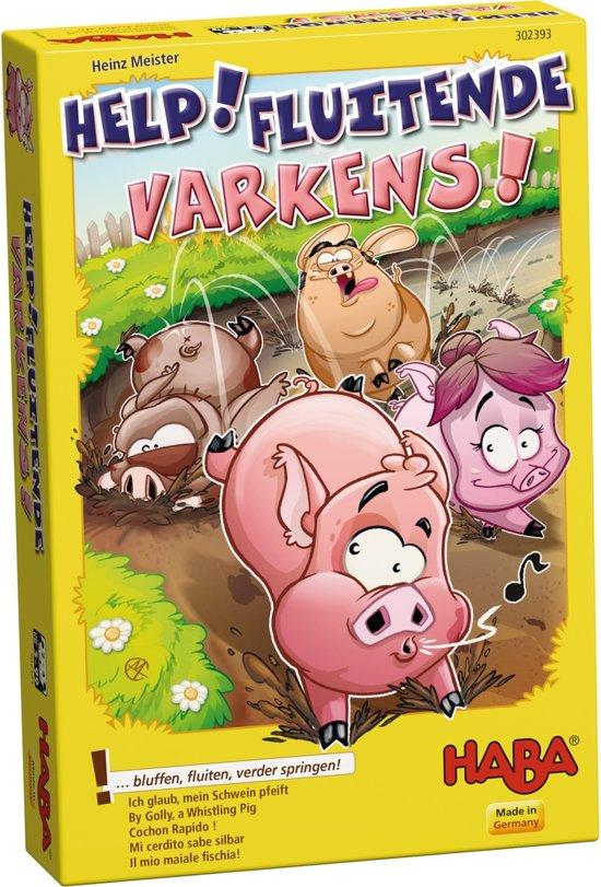 Haba Spel Vanaf 5 jaar Fluitende varkens