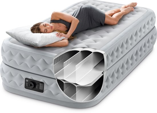 Intex Supreme Air-Flow Luchtbed Twin