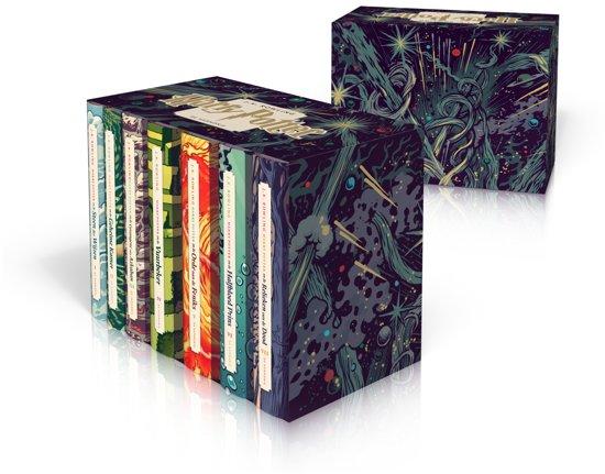 Boek cover Harry Potter Jubileum Box van J.K. Rowling (Hardcover)