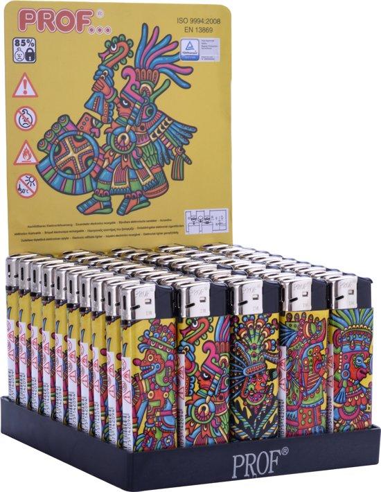 Aansteker prof 50 inca design