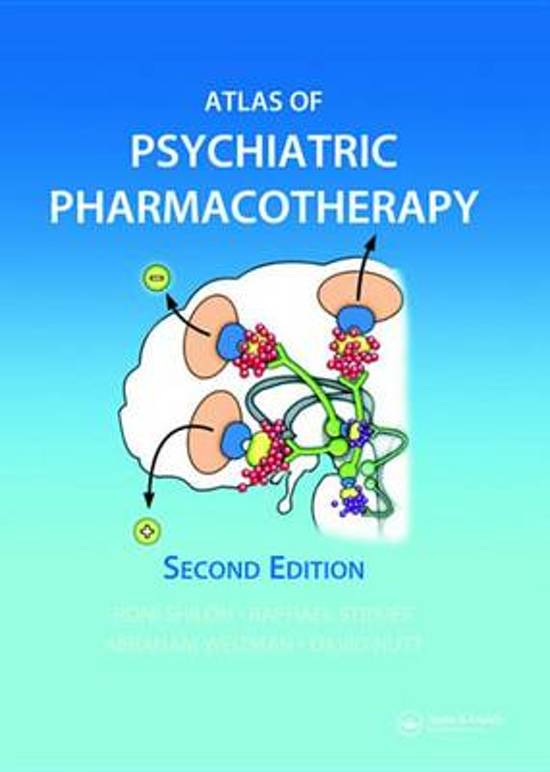 Atlas of Psychiatric Pharmacotherapy, Second Edition
