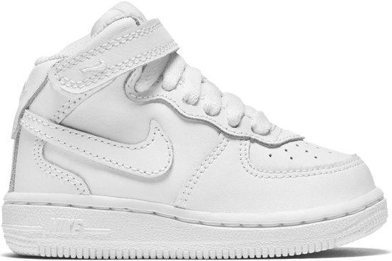 | Nike Air Force 1 Sneakers Maat 22 Unisex wit