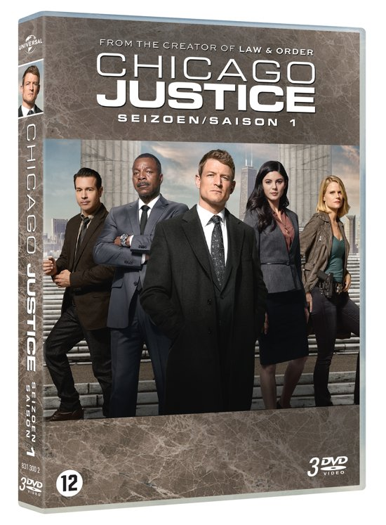 Chicago Justice - Saison 1