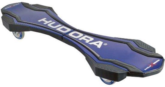 Hudora Skatebaord - Wavesboard - Ripstick Blauw/Zwart