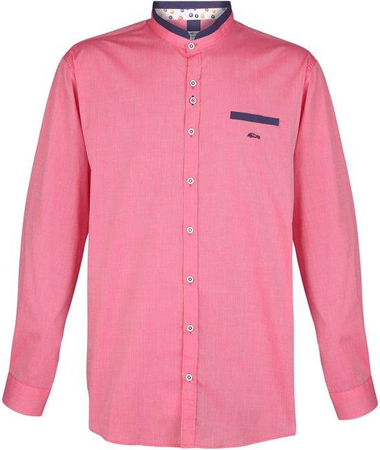 Dario Beltran Maat Ostra Grote Pink 3xl Overhemd Hq0SwwE5