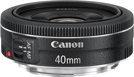 Canon EF 40mm - f/2.8 STM in De Zandput