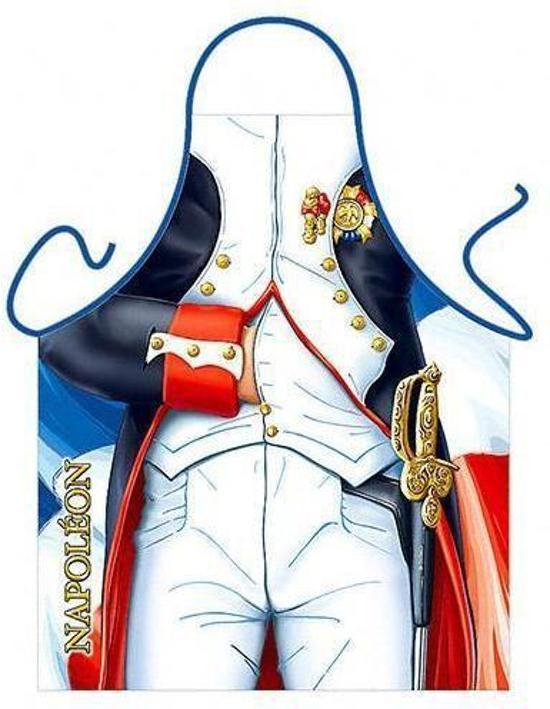 Napoleon - Grappig Leuk Keukenschort