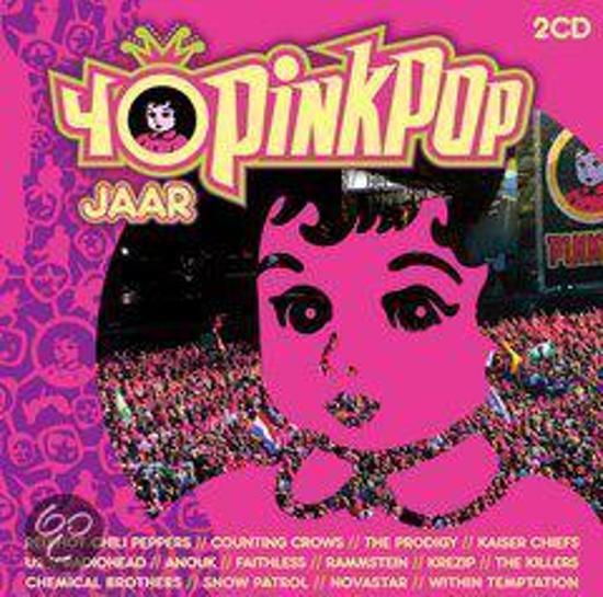 cd 40 jaar pinkpop bol.| 40 Jaar Pinkpop, Various | CD (album) | Muziek cd 40 jaar pinkpop