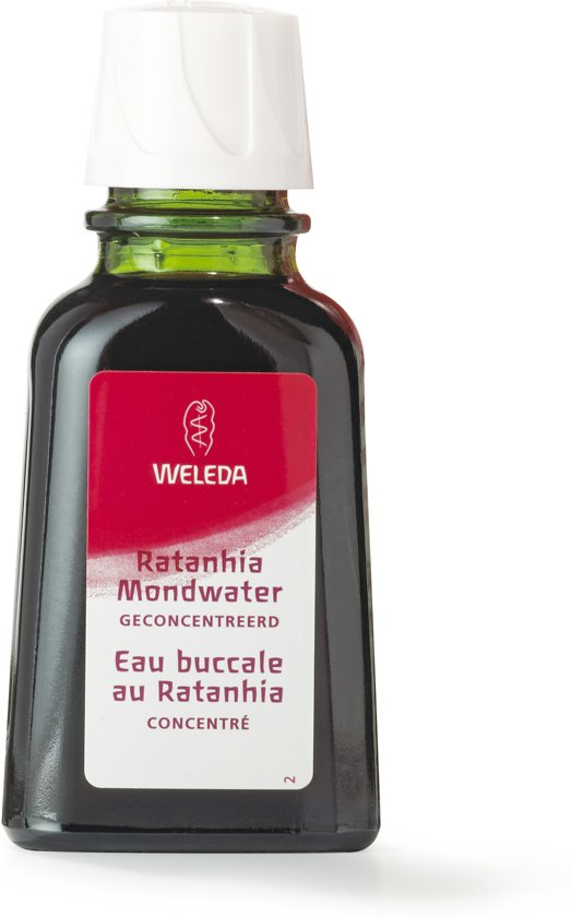 Weleda Ratanhia Geconcentreerd - 50 ml