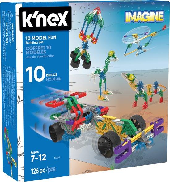 K'NEX 10 Modellen - Bouwset