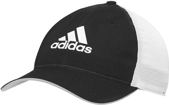 bol.com   Adidas Light Climacool Flexfit Pet Heren Zwart/wit ...