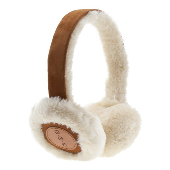 Avanca Bluetooth Audio Earmuffs kastanjebruin