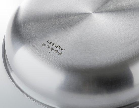 Greenpan Venice Pro Wok à 28 cm