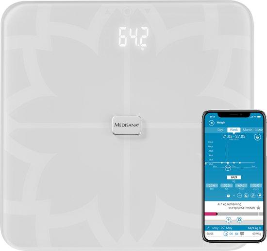 Medisana BS 450 Connect Lichaamsanalyseweegschaal