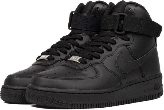 Nike Air Force 1 Sneakers - Maat 40 - Unisex - zwart