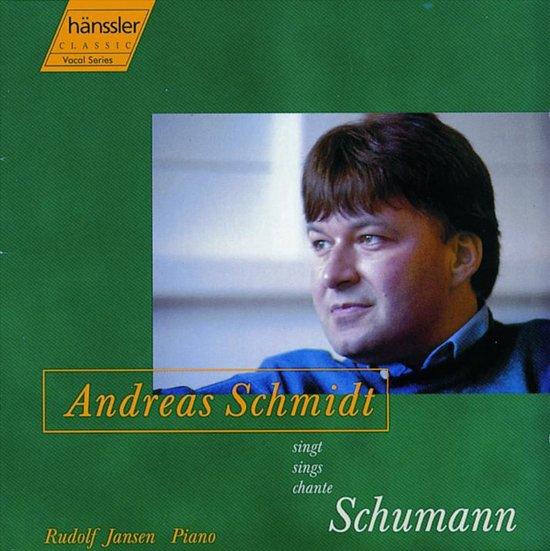 Andreas Schmidt Singt
