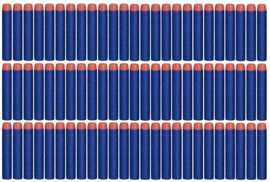 100 universele Pijltjes geschikt voor de NERF N-Strike Elite Toy guns - kleur: blauw