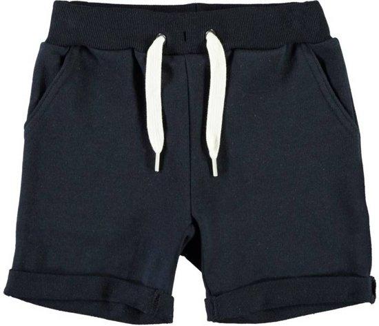 Name-it jongens blauwe sweat long short VAIN - 104