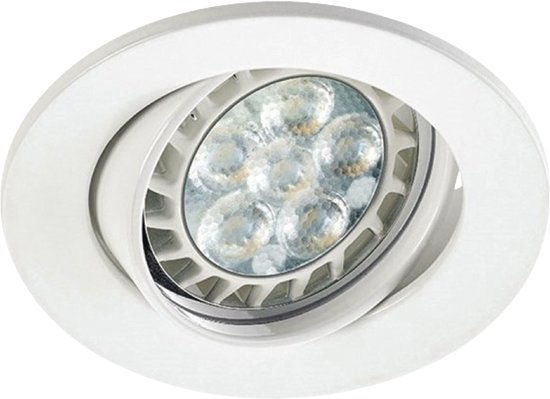 Sylvania LED Downlight 6 W 3000 K 345 lm White GU10 Wit plafondverlichting