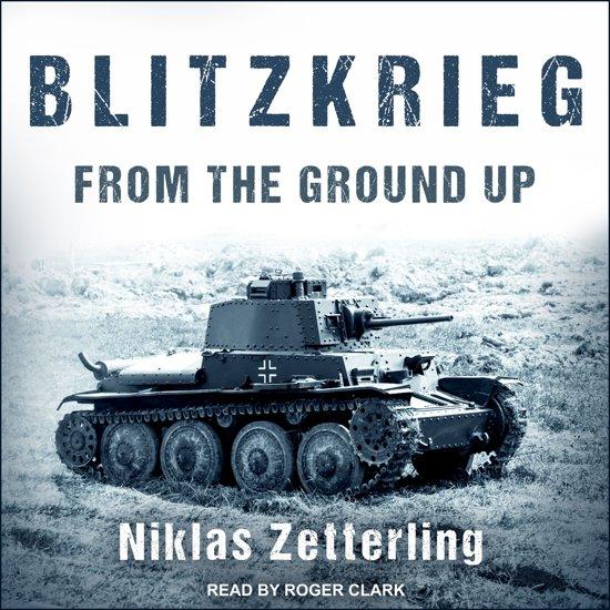 Boek cover Blitzkrieg van Niklas Zetterling (Onbekend)