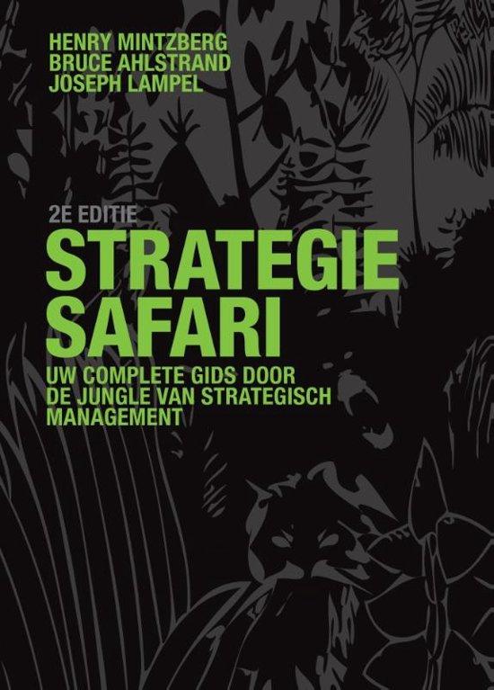 Strategie-safari