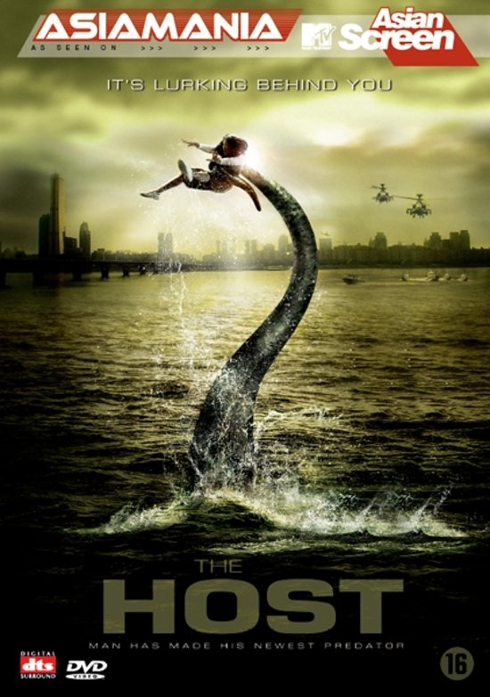 The Host Dvd  (Sales)
