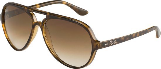 Ray-Ban RB4125 710/51 Cats 5000 zonnebril - 59mm