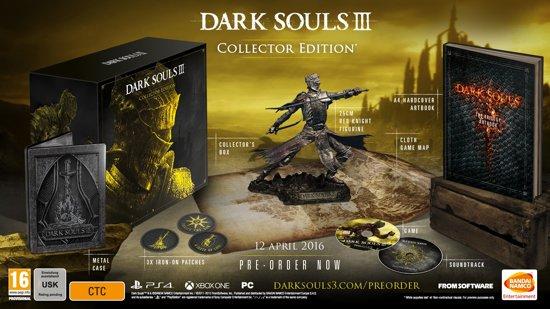 Dark Souls 3: Collectors Edition - PS4