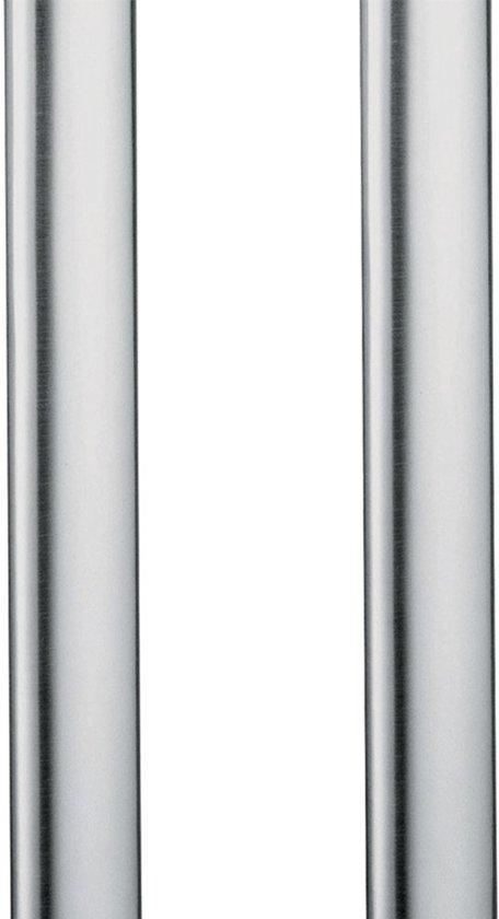 Hardbrass Statief stoer roestvaststaal ø35mm