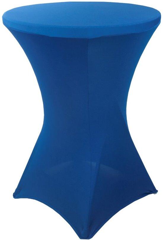 73a2c1c4d8c0a9 Stretch rok 60cm blauw statafel