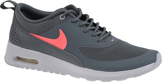 0717027e382 bol.com | Nike Air Max Thea GS 814444-007, Vrouwen, Grijs, Sneakers ...