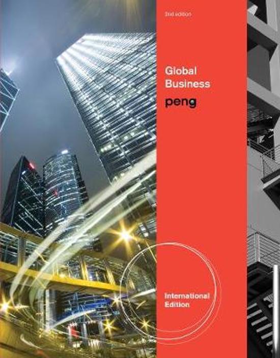 global business peng 3rd edition pdf