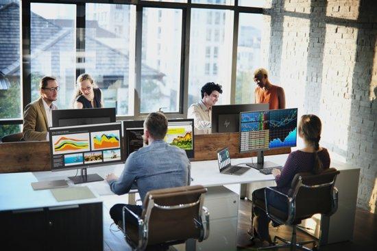 HP EliteDisplay S140u - Monitor