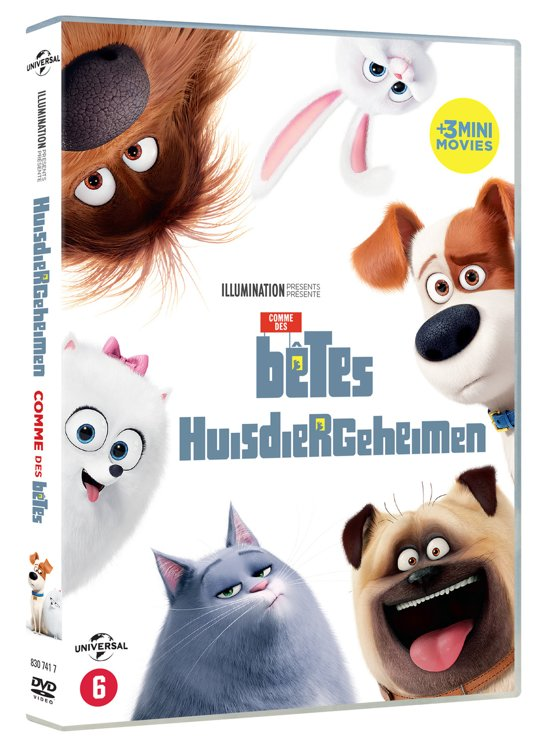 Huisdiergeheimen (Secret Life of Pets)