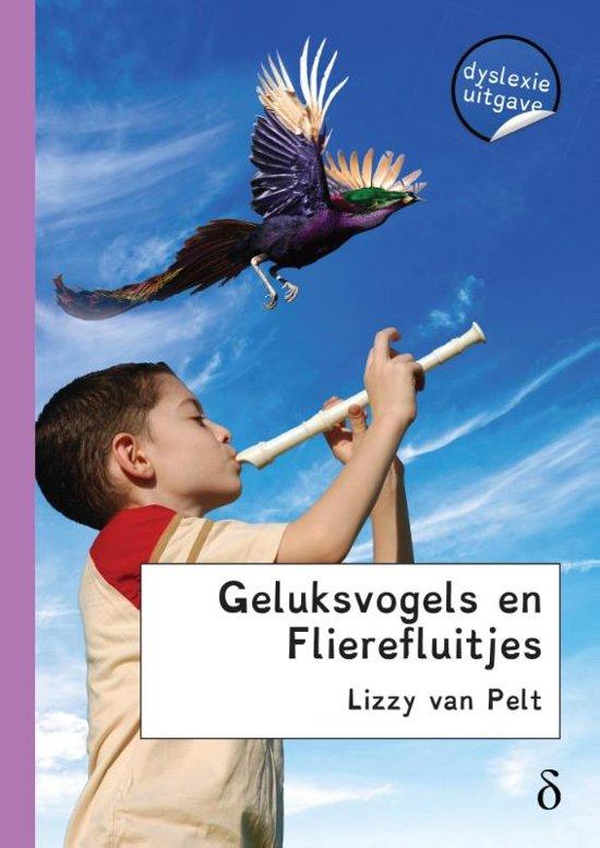 Geluksvogels en Flierefluitjes dyslexie uitgave