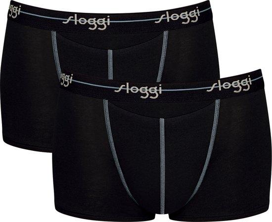 a3c82f80f62 Sloggi Men Start Hipster 2-Pack Zwart-L (6)