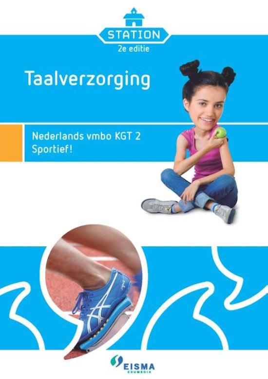 Taalverzorging Nederlands vmbo KGT 2 Sportief