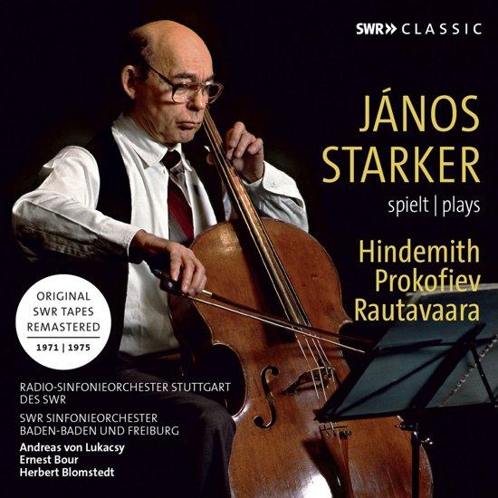 Janos Starker Plays Cello Concertos