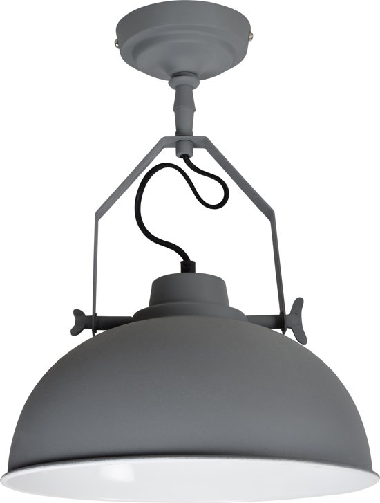 Urban Interiors - Urban - Plafondlamp - Ø30cm. - Vintage grey