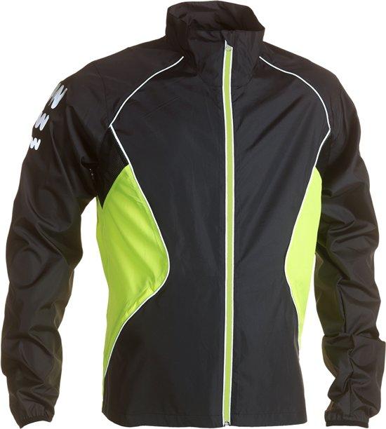 Stroken Men XxlHardloopjas 2 Met Reflecterende Grey Jacket Wowow Dark 0 cL3qRjA54