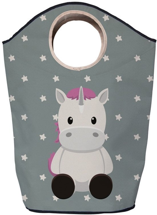 Opbergmand Zittende Baby Unicorn Mr Little Fox