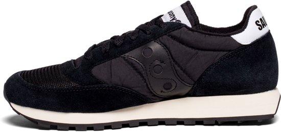 Black Original Vintage Jazz Sneakers 43 Maat Saucony Heren 5qXg6