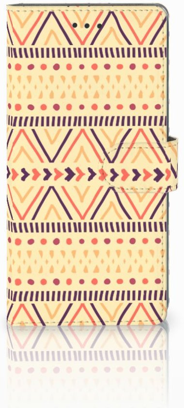 Samsung Galaxy Note 8 Book Case Aztec Yellow