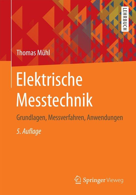 book-image-Elektrische Messtechnik