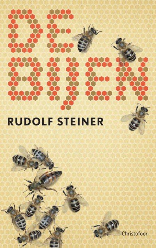 Boek cover De bijen van Rudolf Steiner (Paperback)