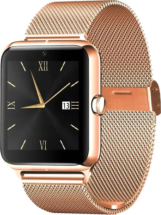Smart Watch Android DexClassic Pure Gold