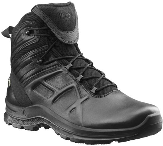 HAIX BE Tactical 2.0 GTX mid zwart